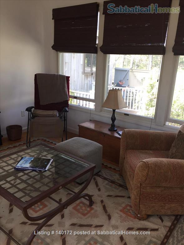 Quiet Beach Cottage Ideal for Thinking and Writing  Home Rental in North Kingstown, Rhode Island, United States 0