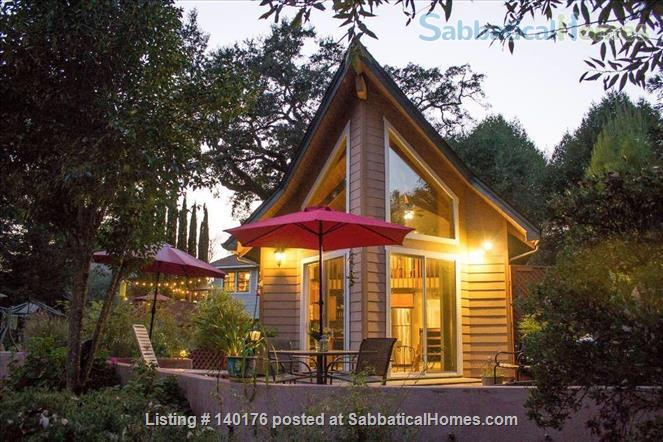 Sonoma California, Creek Side Beautiful Home Home Rental in Sonoma 0 - thumbnail