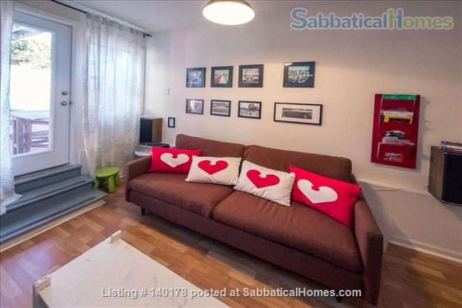 Furnished apt 1bdr (T2) | 3 beds | Available October 1st 2021 Home Rental in San Francisco, California, United States 1