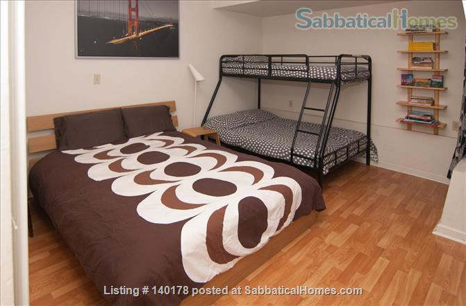 Furnished apt 1bdr (T2) | 3 beds | Available October 1st 2021 Home Rental in San Francisco, California, United States 2