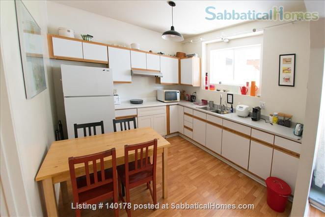 Furnished apt 1bdr (T2) | 3 beds | Available October 1st 2021 Home Rental in San Francisco, California, United States 3