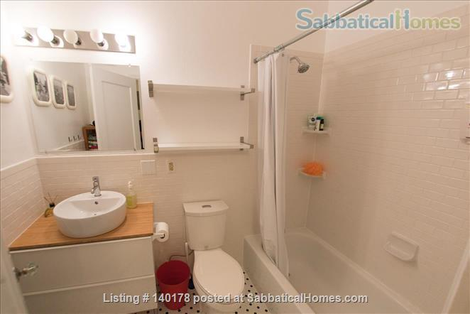 Furnished apt 1bdr (T2) | 3 beds | Available October 1st 2021 Home Rental in San Francisco, California, United States 4
