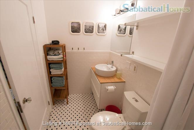 Furnished apt 1bdr (T2) | 3 beds | Available October 1st 2021 Home Rental in San Francisco, California, United States 5