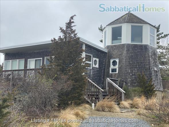 Cape Cod Marsh/Waterfront Writer's/Artist's Secluded Home Home Rental in Eastham, Massachusetts, United States 0