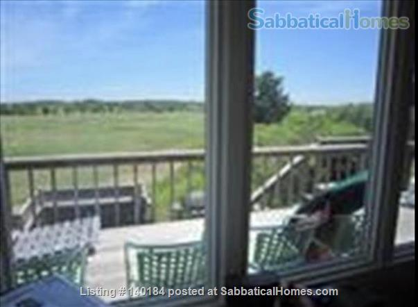 Cape Cod Marsh/Waterfront Writer's/Artist's Secluded Home Home Rental in Eastham, Massachusetts, United States 4