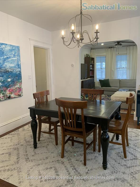 Furnished Apartment Available Near Tufts, Lesley, Harvard Home Rental in Somerville, Massachusetts, United States 4