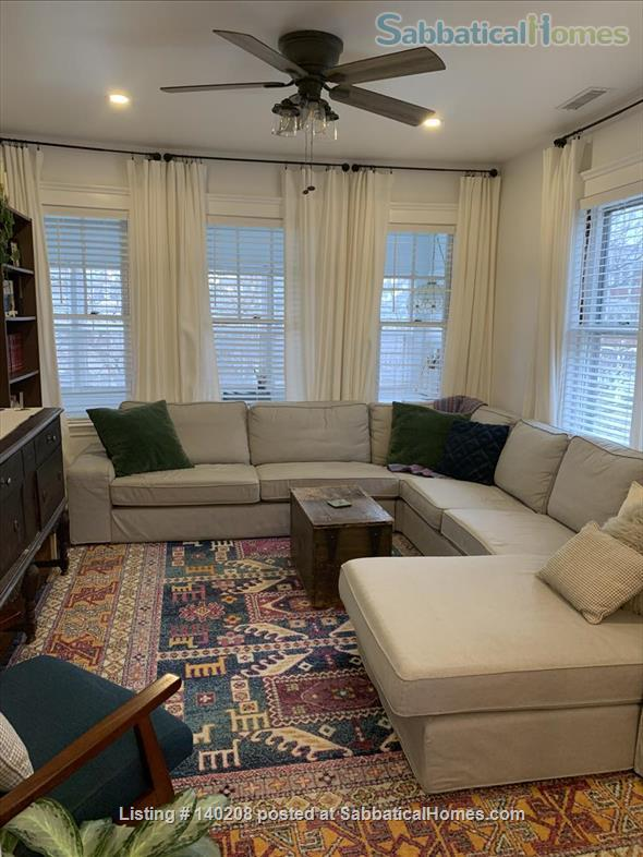 Furnished Apartment Available Near Tufts, Lesley, Harvard Home Rental in Somerville, Massachusetts, United States 6
