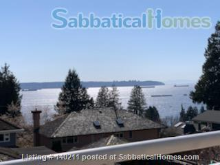 Furnished Sunny Studio to Rent Home Rental in West Vancouver, British Columbia, Canada 0