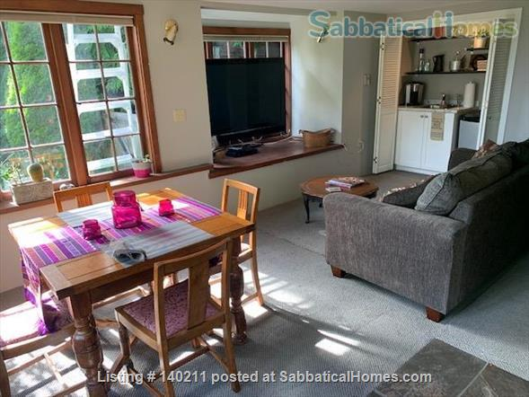 Furnished Sunny Studio to Rent Home Rental in West Vancouver, British Columbia, Canada 5