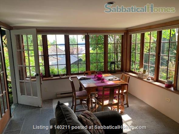 Furnished Sunny Studio to Rent Home Rental in West Vancouver, British Columbia, Canada 6