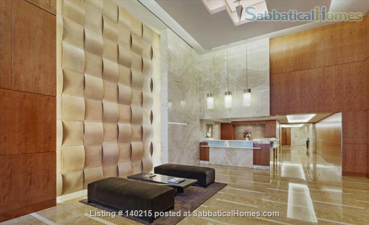 One bedroom Apartment in a luxury building in Midtown from June 1 to October 31 (possible to renewing the lease) Home Rental in New York, New York, United States 1