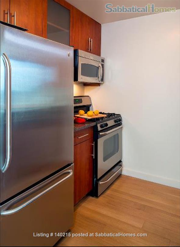 One bedroom Apartment in a luxury building in Midtown from June 1 to October 31 (possible to renewing the lease) Home Rental in New York, New York, United States 8