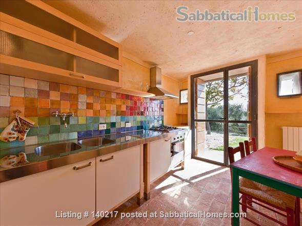 Stunning Farmhouse with Breathtaking Views and Pool Home Rental in Lucca, Tuscany, Italy 4