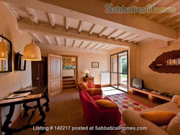 Stunning Farmhouse with Breathtaking Views and Pool Home Rental in Lucca, Tuscany, Italy 5
