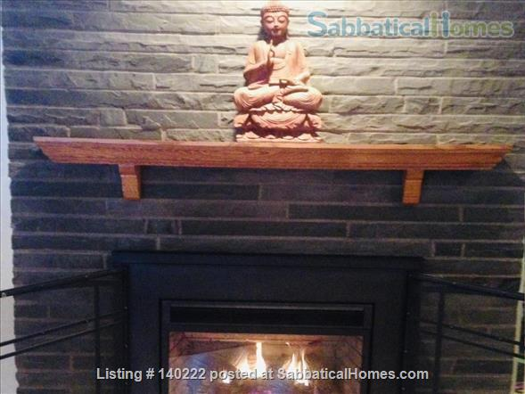 Walking Distance to Cornell - In the Heart Of Cayuga Heights, Ithaca Home Rental in Ithaca, New York, United States 2