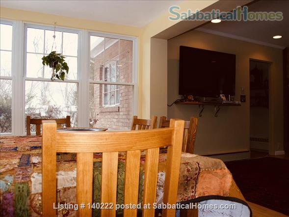 Walking Distance to Cornell - In the Heart Of Cayuga Heights, Ithaca Home Rental in Ithaca, New York, United States 5