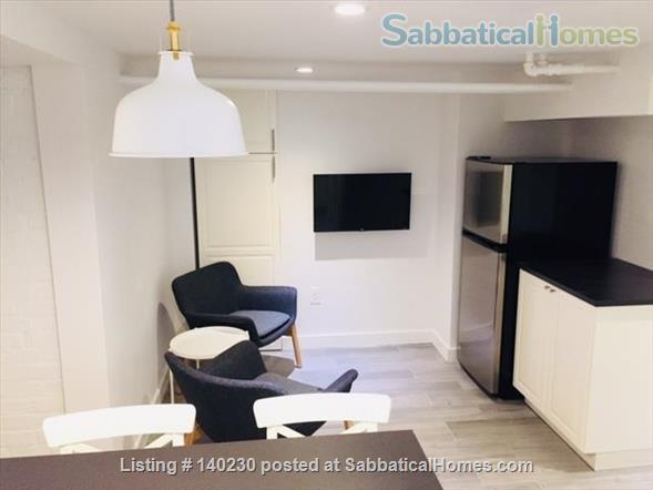 Private  One-Bedroom on Exclusive Street-   Minutes to Bloor Street Home Rental in Toronto, Ontario, Canada 3