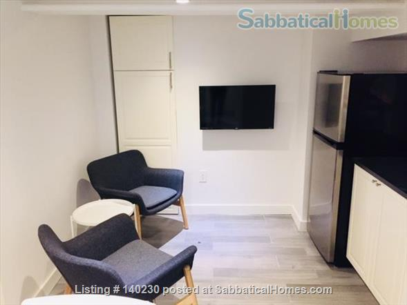 Private  One-Bedroom on Exclusive Street-   Minutes to Bloor Street Home Rental in Toronto, Ontario, Canada 4