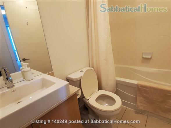 Downtown Furnished 2 Bed + Den 2 Bath Condo, next to Union Subway & Financial Area Home Rental in Toronto, Ontario, Canada 9