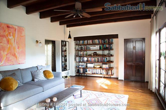 COZY BEDROOM IN A HISTORIC LA NEIGHBORHOOD Home Rental in Los Angeles, California, United States 4