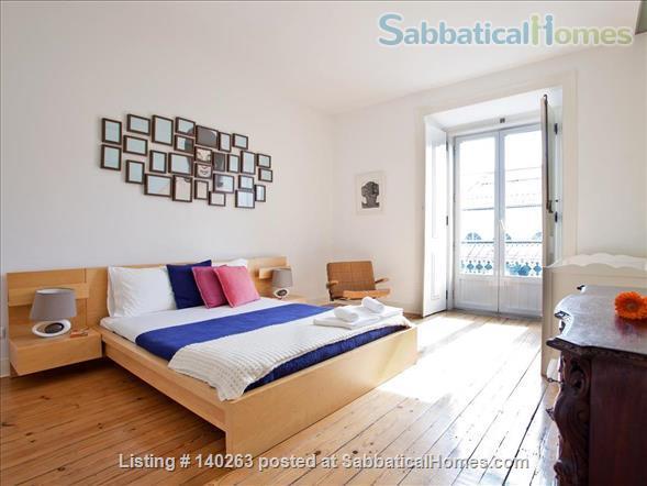 Sunny Apartment- Downtown Lisbon- Baixa/Rossio Home Rental in Lisbon, Lisboa, Portugal 1