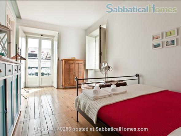 Sunny Apartment- Downtown Lisbon- Baixa/Rossio Home Rental in Lisbon, Lisboa, Portugal 3