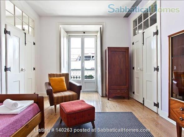 Sunny Apartment- Downtown Lisbon- Baixa/Rossio Home Rental in Lisbon, Lisboa, Portugal 4