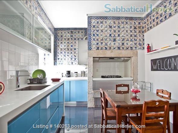 Sunny Apartment- Downtown Lisbon- Baixa/Rossio Home Rental in Lisbon, Lisboa, Portugal 5
