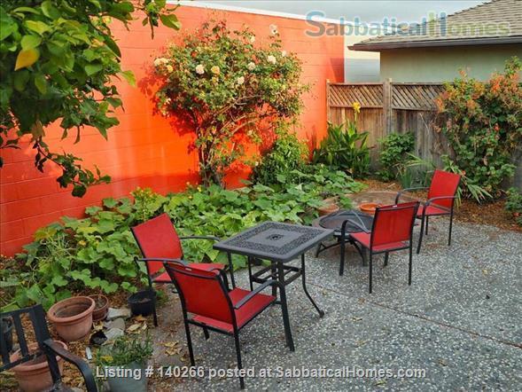 Garden studio in Santa Cruz, CA Home Rental in Santa Cruz, California, United States 0