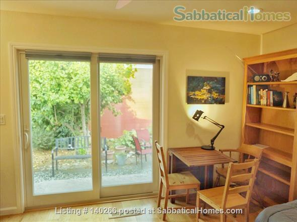 Garden studio in Santa Cruz, CA Home Rental in Santa Cruz, California, United States 2