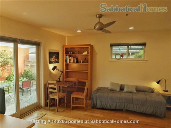 Garden studio in Santa Cruz, CA Home Rental in Santa Cruz, California, United States 4