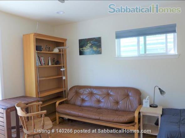Garden studio in Santa Cruz, CA Home Rental in Santa Cruz, California, United States 6