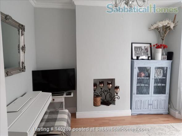 Beautiful two bedroom family home with a private garden Home Rental in Greater London, England, United Kingdom 9