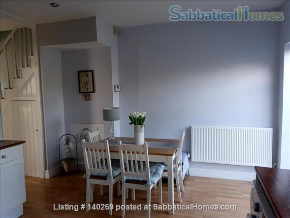 Beautiful two bedroom family home with a private garden Home Rental in Greater London, England, United Kingdom 0