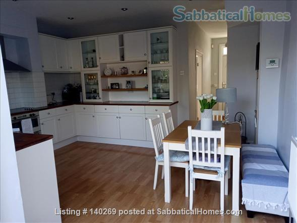 Beautiful two bedroom family home with a private garden Home Rental in Greater London, England, United Kingdom 2