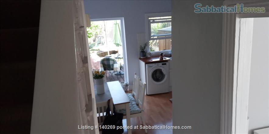 Beautiful two bedroom family home with a private garden Home Rental in Greater London, England, United Kingdom 4