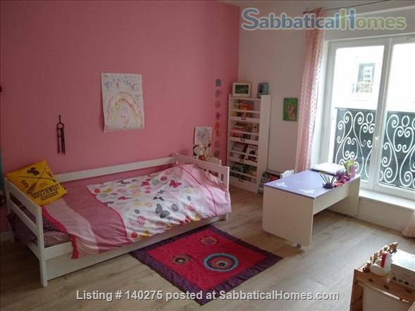 Welcome in our birghtful house with a garden in the city center of Brest Home Rental in Brest, Bretagne, France 8