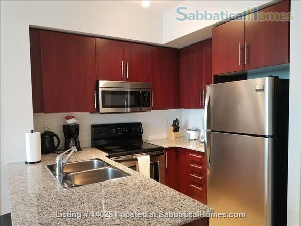 Downtown Furnished 2 Bedrooms + Large Den,  next to Union subway, Harbour Home Rental in Toronto, Ontario, Canada 0