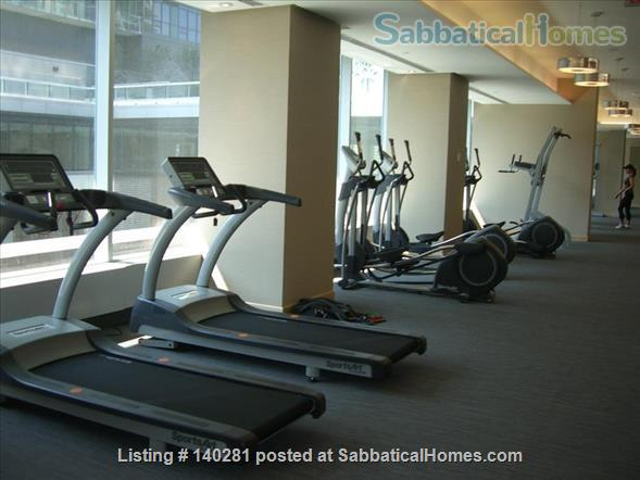 Downtown Furnished 2 Bedrooms + Large Den,  next to Union subway, Harbour Home Rental in Toronto, Ontario, Canada 3