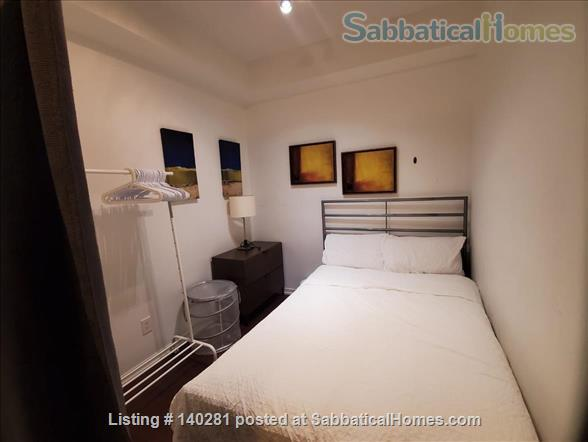 Downtown Furnished 2 Bedrooms + Large Den,  next to Union subway, Harbour Home Rental in Toronto, Ontario, Canada 6