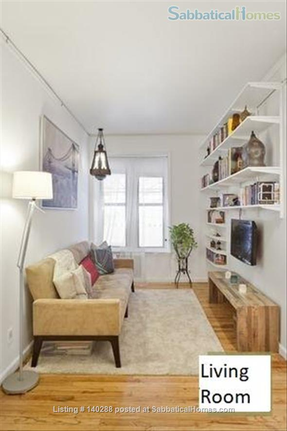 The perfect 1 Bedroom Apartment in East Village Home Rental in New York, New York, United States 1