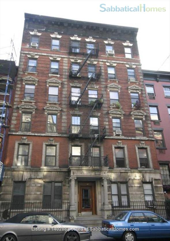 The perfect 1 Bedroom Apartment in East Village Home Rental in New York, New York, United States 8