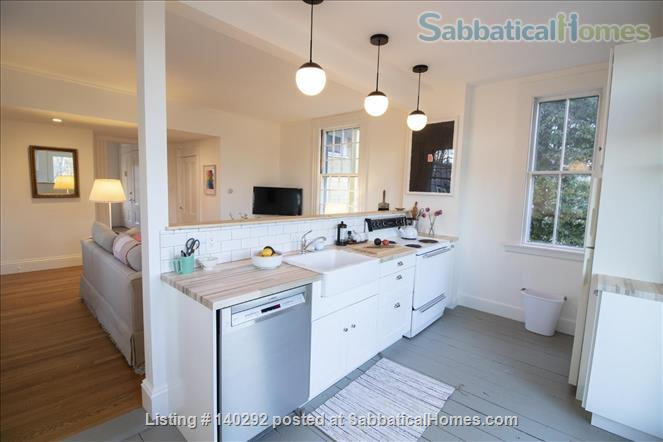One-Bed Overlooking Charles River; Just Renovated Home Rental in Watertown, Massachusetts, United States 0