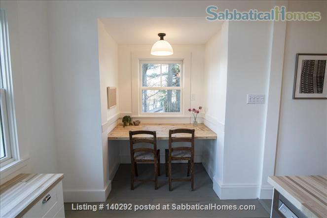One-Bed Overlooking Charles River; Just Renovated Home Rental in Watertown, Massachusetts, United States 3