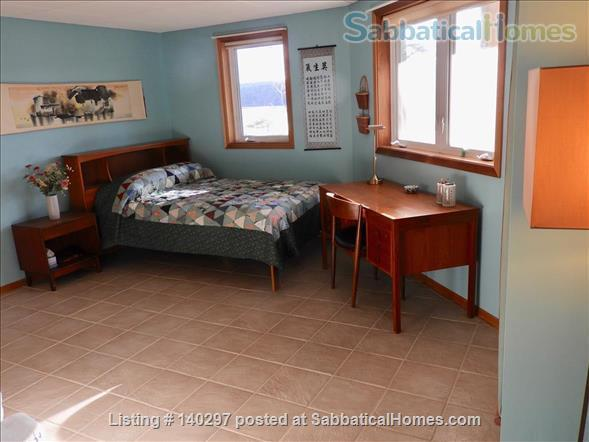 EXTRAORDINARY APARTMENT NESTLED IN WOODS BY COVER NEAR LONG BEACH IN HISTORIC PHIPPSBURG MAINE Home Rental in Phippsburg, Maine, United States 4