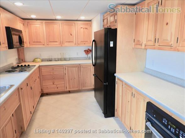 EXTRAORDINARY APARTMENT NESTLED IN WOODS BY COVER NEAR LONG BEACH IN HISTORIC PHIPPSBURG MAINE Home Rental in Phippsburg, Maine, United States 5