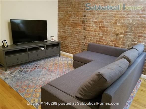 1 BR Garden Apartment in Central Harlem Home Rental in New York, New York, United States 1