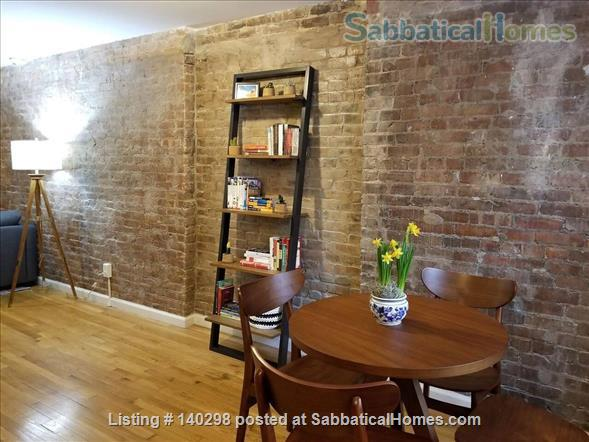 1 BR Garden Apartment in Central Harlem Home Rental in New York, New York, United States 0