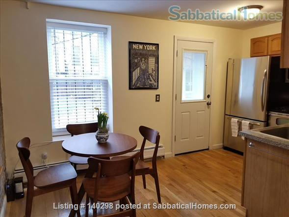 1 BR Garden Apartment in Central Harlem Home Rental in New York, New York, United States 2