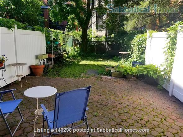 1 BR Garden Apartment in Central Harlem Home Rental in New York, New York, United States 4